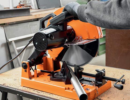 scie à métaux pendulaire MKAS 355 FEIN